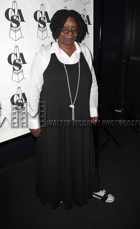 Whoopi Goldberg.attending the The 27th Annual Artios Awards for Outstanding Achievements in Casting in New York City.