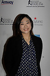 Mirai Nagasu - Skating with the Stars - a benefit gala for Figure Skating in Harlem in its 17th year is celebrated with many US, World and Olympic Skaters honoring Michelle Kwan and Jeff Treedy on April 7, 2014 at Trump Rink, Central Park, New York City, New York. (Photo by Sue Coflin/Max Photos)