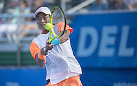 www.acepixs.com<br /> <br /> February 20 2017, Delray Beach<br /> <br /> Lu Yen-hsun at the 2017 Delray Beach Open an ATP 250 event on February 20 2017 in Delray Beach, Florida.<br /> <br /> By Line: Solar/ACE Pictures<br /> <br /> ACE Pictures Inc<br /> Tel: 6467670430<br /> Email: info@acepixs.com<br /> www.acepixs.com