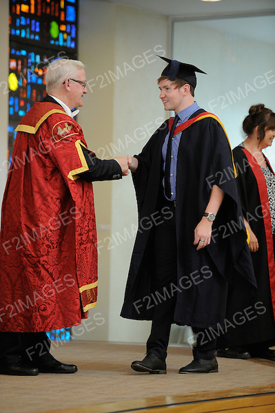 Liverpool Hope University PG Graduation 22.7.13