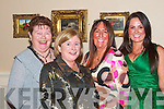 In good company at Jimmy Deenihan's 25th Anniversary celebrations in The Listowel  Arms Hotel on Friday night were Bridget O'Connor, Peggie O'Connell, Rita and Caty Horan...   Copyright Kerry's Eye 2008
