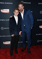 "08 January 2019 - Hollywood, California - Leo Martini, Max Martini. ""SGT. Will Ferrell Gardner"" Los Angeles Premiere held at Arclight Hollywood . Photo Credit: Birdie Thompson/AdMedia"