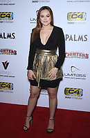 03 July 2019 - Las Vegas, NV - Hayley Orrantia. 11th Annual Fighters Only World MMA Awards Arrivals at Palms Casino Resort. <br /> CAP/ADM/MJT<br /> © MJT/ADM/Capital Pictures