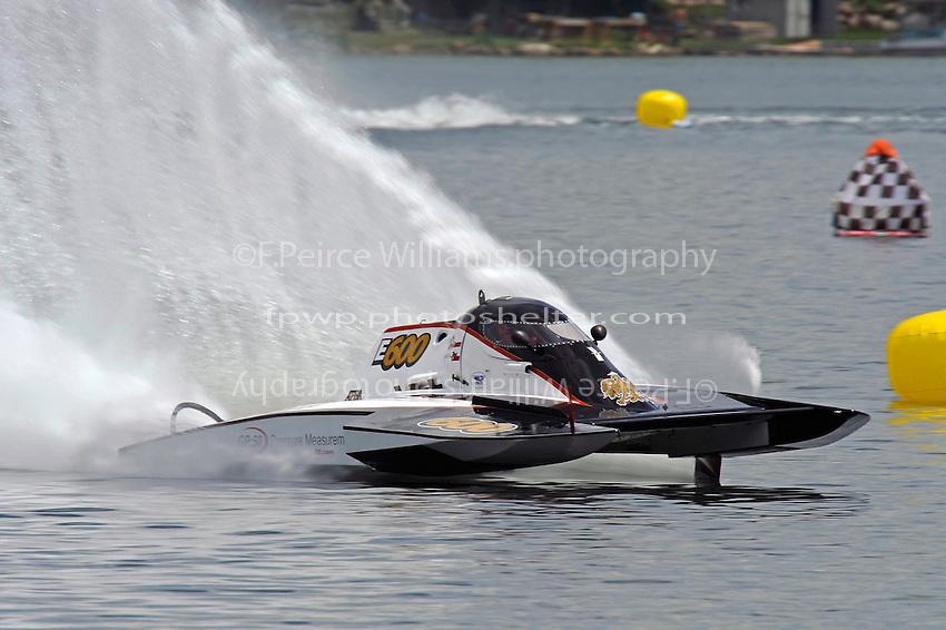 "Joe Less, E-600 ""Cents Less 12""  (5 Litre class hydroplane(s)"