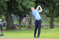 Navan Keogh (Galway) during the final round of the Connacht Boys Amateur Championship, Oughterard Golf Club, Oughterard, Co. Galway, Ireland. 05/07/2019<br /> Picture: Golffile | Fran Caffrey<br /> <br /> <br /> All photo usage must carry mandatory copyright credit (© Golffile | Fran Caffrey)