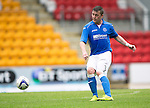 St Johnstone v York City...19.07.14  <br /> Tam Scobbie<br /> Picture by Graeme Hart.<br /> Copyright Perthshire Picture Agency<br /> Tel: 01738 623350  Mobile: 07990 594431