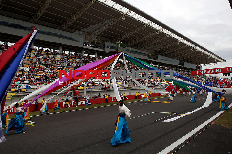 South Korea GP Impressions<br /> for Austria &amp; Germany Media usage only!<br />  Foto &copy; nph / Mathis