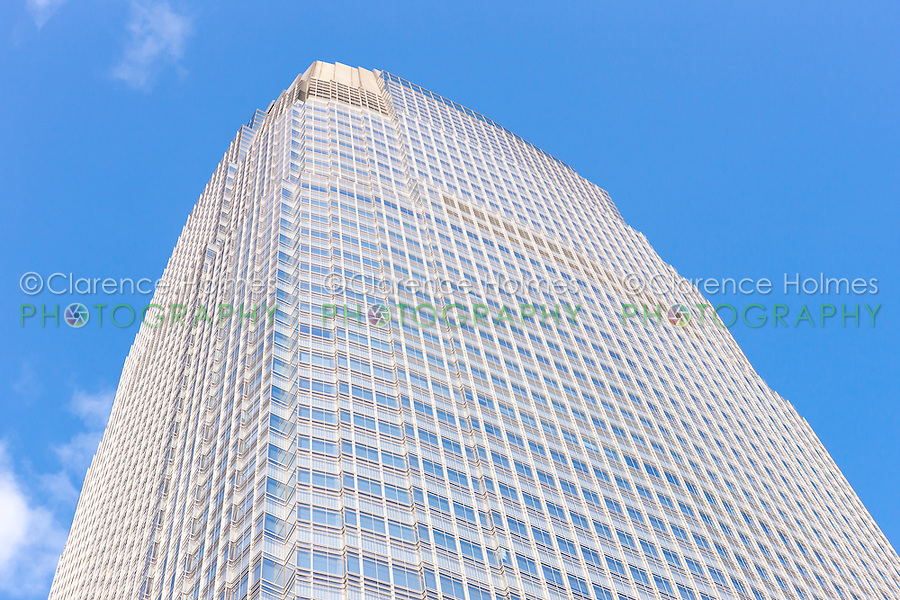 Goldman Sachs Tower | Clarence Holmes Photography