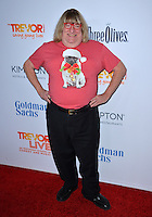 BEVERLY HILLS, CA. December 4, 2016: Bruce Vilanch at the 2016 TrevorLIVE LA Gala at the Beverly Hilton Hotel.<br /> Picture: Paul Smith/Featureflash/SilverHub 0208 004 5359/ 07711 972644 Editors@silverhubmedia.com