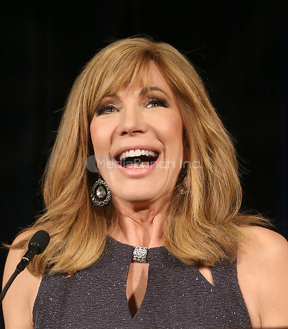 BEVERLY HILLS, CA - April 07: Leeza Gibbons, At 4th Annual unite4:humanity Gala_Inside At Madame Tussauds  In California on April 07, 2017. Credit: FS/MediaPunch