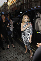 LONDON, ENGLAND - JUNE 04 :  Kylie Minogue arrives at The Royal Academy Of Arts Summer Exhibition preview party at The Royal Academy on June 04, 2019 in London, England.<br /> CAP/AH<br /> ©AH/Capital Pictures