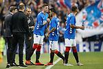 23.08.2018 Rangers v Ufa: Kyle Lafferty returns for Rangers