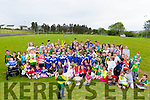 Annsascaul GAA had a special family night  on Thursday last with the Sam Maguire &amp; Tom Markam Cups at Paddy Kennedy Park, Annascual,<br /> where the underage teams showed off their skills and had their photographs taken with the cups