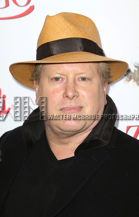 Darrell Hammond attends the Broadway Opening Night Performance of  'Doctor Zhivago'  at  The Broadway Theatre on April 21, 2015 in New York City.