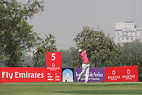 Julien Quesne (FRA) on the 5th during Round 4 of the 2013 Avantha Masters, Jaypee Greens Golf Club, Greater Noida, Delhi, 17/3/13..(Photo Jenny Matthews/www.golffile.ie)