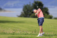 M Carson (Royal Belfast) during the final round at Carnalea Golf Club, Bangor, Antrim, Northern Ireland. 07/08/2019.<br /> Picture Fran Caffrey / Golffile.ie<br /> <br /> All photo usage must carry mandatory copyright credit (© Golffile | Fran Caffrey)