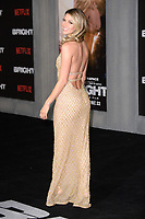"Dawn Olivieri<br /> arriving for the ""Bright"" European premiere at the BFI South Bank, London<br /> <br /> <br /> ©Ash Knotek  D3364  15/12/2017"