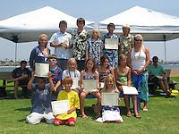 San Diego Junior Lifeguards Graduation 2009 - Kathy's Images