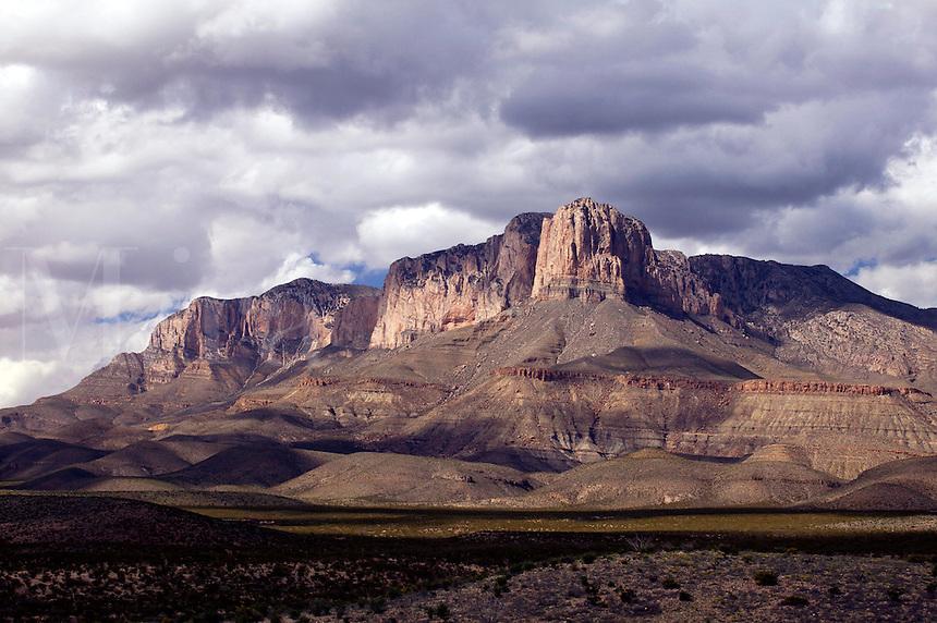El Capitan, Guadalupe National Park, Texas