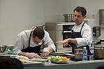 Pascal Barbot del Restaurante Astrance (Paris) imparte una Master Class en el Basque Culinary Center - Pascal Barbot's Restaurant Astrance (Paris) teaches a Master Class on the Basque Culinary Center