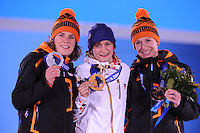 Olympics Sochi 2014 Carien Kleibeuker
