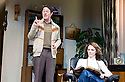 Absent Friends by Alan Ayckbourn, directed by Jeremy Herrin. With Reece Shearsmith as Colin,  Kara Tointon as Evelyn. Opens at The Harold Pinter Theatre   on 9/2/12 . CREDIT Geraint Lewis
