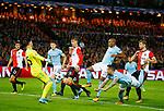 13-09-2017,Rotterdam, de Kuip, Voetbal, Champions League, Feyenoord-Manchester City 0-4<br /> foto Michael Kooren