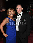 Gareth and Olwyn Curran at the ABACAS Ball in the Westcourt Hotel. Photo:Colin Bell/pressphotos.ie
