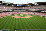 A Memorial Day crowd of nearly 40,000 watched the game on Monday, May 30, 2005. The Washington Nationals defeated the Atlanta Braves 3-2 at RFK Stadium in Washington, DC.