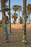 Venice Beach, Venice Canals, Graffiti, Graffiti Beach Street Art, Beach, California,