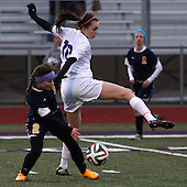 Oxford at Auburn Hills Avondale, Girls Varsity Soccer, 3/19/15