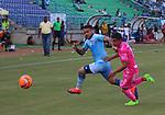 Jaguares venció como local 2-1 a Tigres. Fecha 10 Liga Águila I-2017.