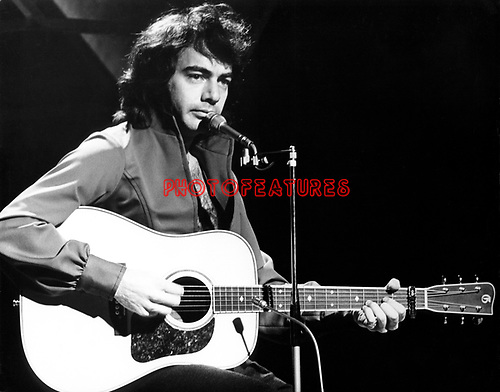 Neil Diamond 1971.© Chris Walter.