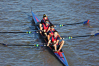 Crew: 166  WIN (A)  Winchester College (A Holder)  4- Jun Champ<br /> <br /> Fours Head of the River 2018<br /> <br /> To purchase this photo, or to see pricing information for Prints and Downloads, click the blue 'Add to Cart' button at the top-right of the page.