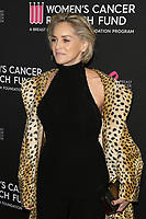 LOS ANGELES - FEB 28:  Sharon Stone at the Women's Cancer Research Fund's An Unforgettable Evening at the Beverly Wilshire Hotel on February 28, 2019 in Beverly Hills, CA
