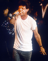 Mick Jagger 1988<br /> Photo By John Barrett/PHOTOlink.net