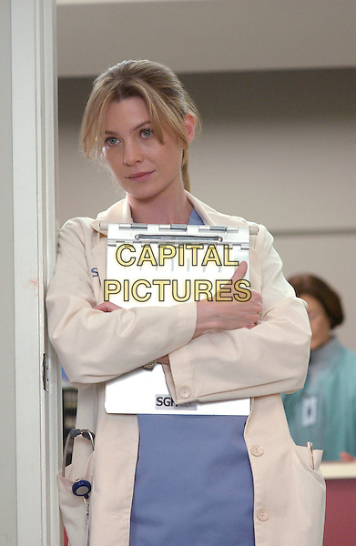 "ELLEN POMPEO.in Grey's Anatomy.""No Man's Land"".*Editorial Use Only*.www.capitalpictures.com.sales@capitalpictures.com.Supplied by Capital Pictures."