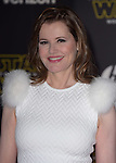 Geena Davis<br /> <br />  at Star Wars: The Force Awakens World Premiere held at El Capitan Theatre in Hollywood, California on December  14,2015                                                                   Copyright 2015Hollywood Press Agency