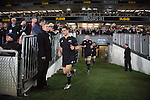 Dan Carter. All Blacks beat Australia 22-0. Eden Park, Auckland. 25 August 2012. Photo: Marc Weakley