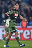 Allan of Napoli<br /> Roma 11-01-2020 Stadio Olimpico <br /> Football Serie A 2019/2020 <br /> SS Lazio - SSC Napoli<br /> Foto Antonietta Baldassarre / Insidefoto