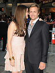 Gabriel Macht & Jacinda Barrett at The Warner Brother Pictures Premiere of Whiteout held at The Mann's Village Theatre in Westwood, California on September 09,2009                                                                                      Copyright 2009 DVS / RockinExposures
