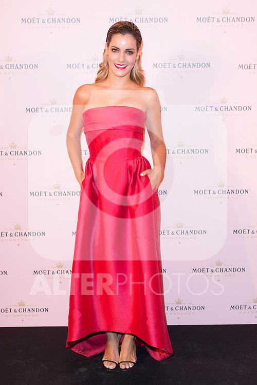 """Alejandra Onieva attends the """"Moon Night Party"""" of Moët & Chandon at Casino in Madrid, Spain. September 17, 2014. (ALTERPHOTOS/Carlos Dafonte)"""