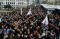 06.09.2019 - Protesto de motoristas de ônibus em SP