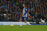 Davy Pröpper of Brighton & Hove Albion during Brighton & Hove Albion vs Norwich City, Premier League Football at the American Express Community Stadium on 2nd November 2019