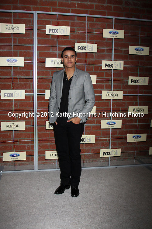 LOS ANGELES - SEP 10:  Jacob Artist arrives at the FOX Eco-Casino Party 2012 at Bookbindery on September 10, 2012 in Culver City, CA