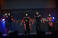 MIAMI, FL - AUGUST 31: Dance crew Jungle Boogie performs during Scream Tour with the Next Generation Pt. 2 at James L Knight Center on August 31, 2012 in Miami, Florida. (photo by: MPI10/MediaPunch Inc.) /NortePhoto.com<br />