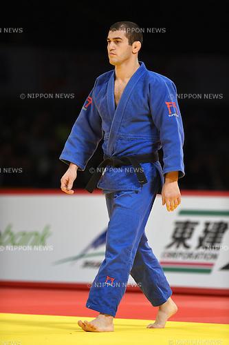 Avtandili Tchrikishvili (GEO), <br /> DECEMBER 6, 2014 - Judo : <br /> IJF Grand Slam Tokyo 2014 International Judo Tournament <br /> Men's -81kg Bronze <br /> at Tokyo Metropolitan Gymnasium, Tokyo, Japan. <br /> (Photo by AFLO SPORT) [1220]