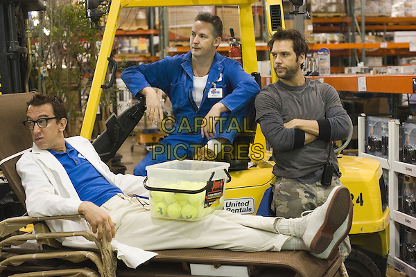 ANDY DICK, HARLAND WILLIAMS & DANE COOK.in Employee of the Month.*Editorial Use Only*.Ref: FB.www.capitalpictures.com.sales@capitalpictures.com.Supplied by Capital Pictures.