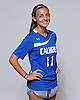 Taylor Iacono of Calhoun poses for a portrait during the Newsday 2015 varsity girls' soccer season preview photo shoot at company headquarters on Thursday, September 10, 2015.<br /> <br /> James Escher