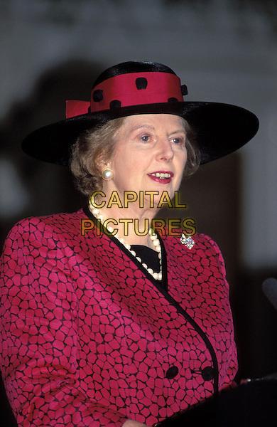 MARGARET THATCHER - MAGGIE THATCHER.Ref: 026.www.capitalpictures.com.sales@capitalpictures.com.© Capital Pictures.